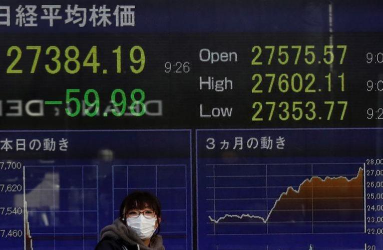 Asian stocks mixed as markets await U.S. runoff results