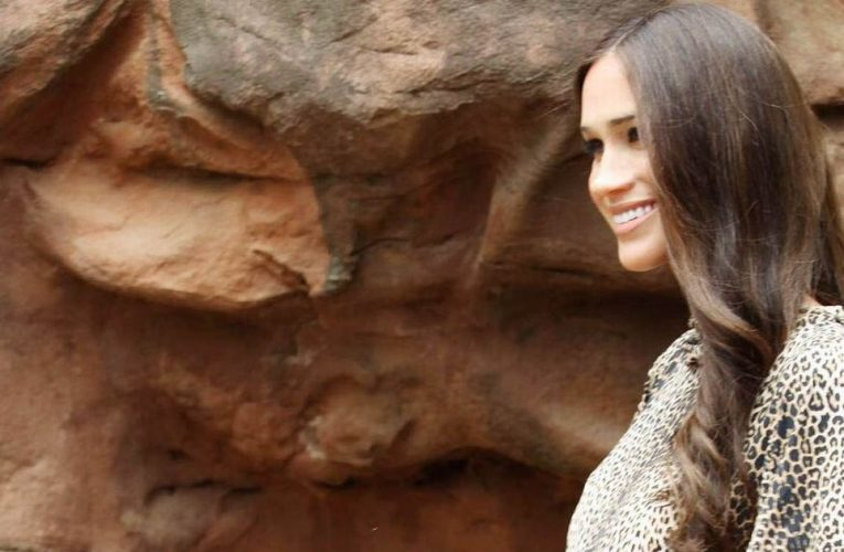 Royal fans stunned as Madame Tussauds' Meghan waxwork already has a baby bump