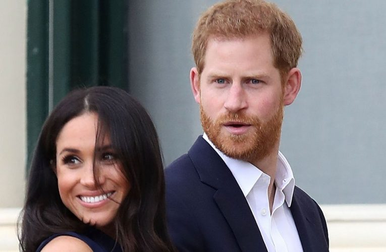 Meghan Markle and Harry's Oprah interview sees Royals told to 'hide behind sofa'