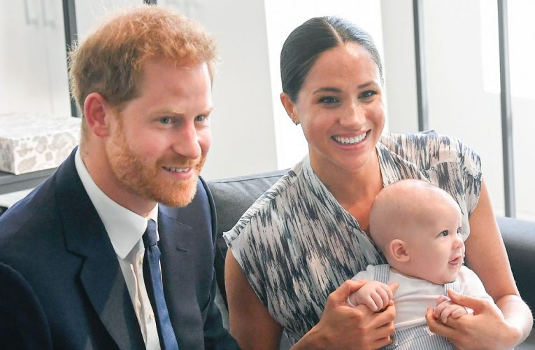 Meghan Markle and Harry's new royal baby will be eighth in line to the throne