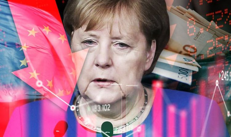 Angela Merkel nightmare: Brexit set to cost Germany £30bn in just two years