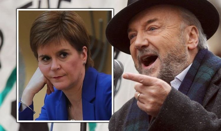 SNP FURY: Galloway demands Scottish election is POSTPONED – 'Not fair and free vote!'