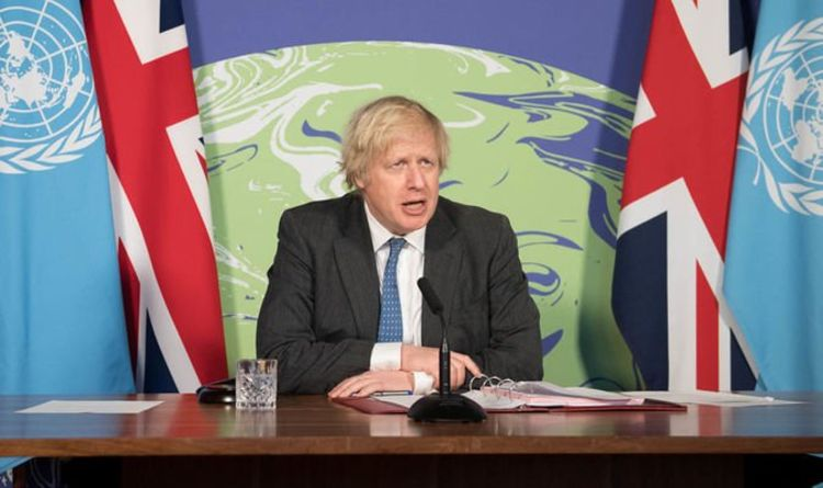 Boris Johnson: Just 10 months left to save Earth from climate meltdown