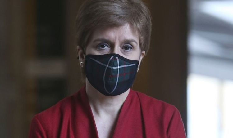 Nicola Sturgeon nightmare: Support for independence falls following Alex Salmond chaos