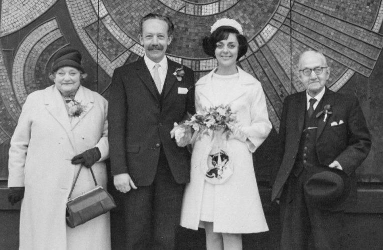How Captain Sir Tom Moore had 'given up' on love until meeting wife aged 50
