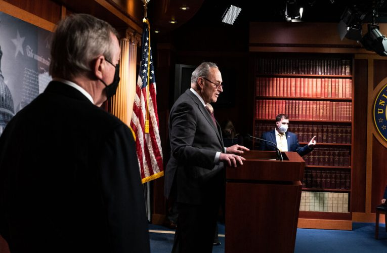 Democrats Speed Ahead on Economic Aid Package