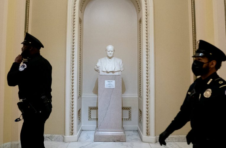 Capitol Riot Costs Will Exceed $30 Million, Official Tells Congress