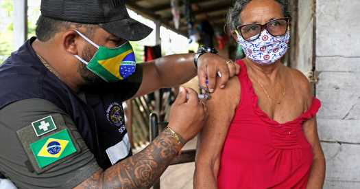 Opinion | Brazil Is Brilliant at Vaccinations. So What Went Wrong This Time?