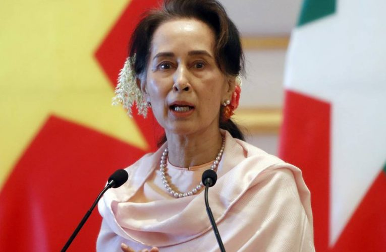 Military coup in Myanmar, State Counsellor Aung San Suu Kyi detained