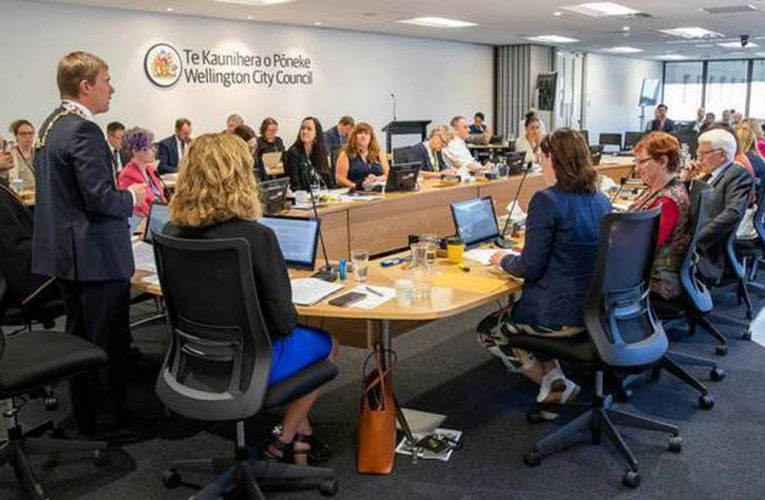 Wellington Mayor Andy Foster expected to propose review of city council's governance