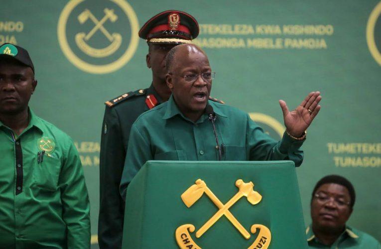 Tanzania's president finally admits Covid 19 coronavirus is a problem