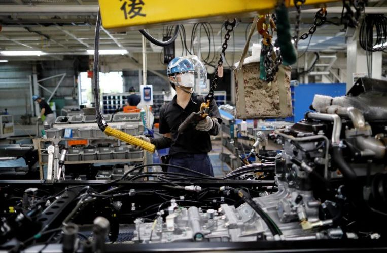 Japan exports, machine orders pick up in January as demand recovers