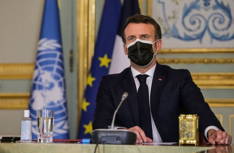 France's Macron proposes appointment of UN climate security envoy