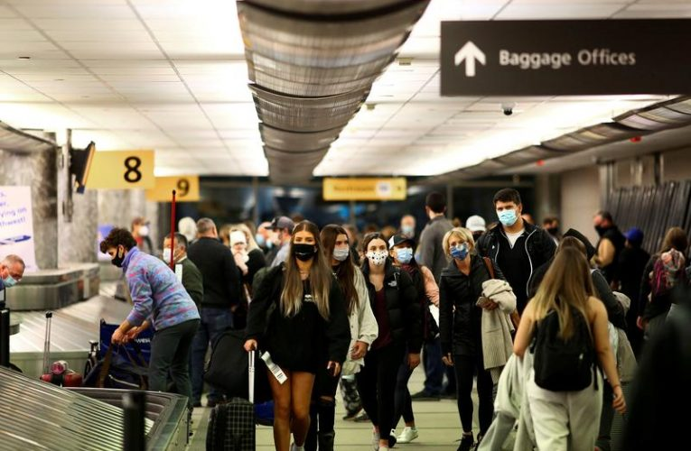 Major U.S. airlines will voluntarily collect international contract tracing info