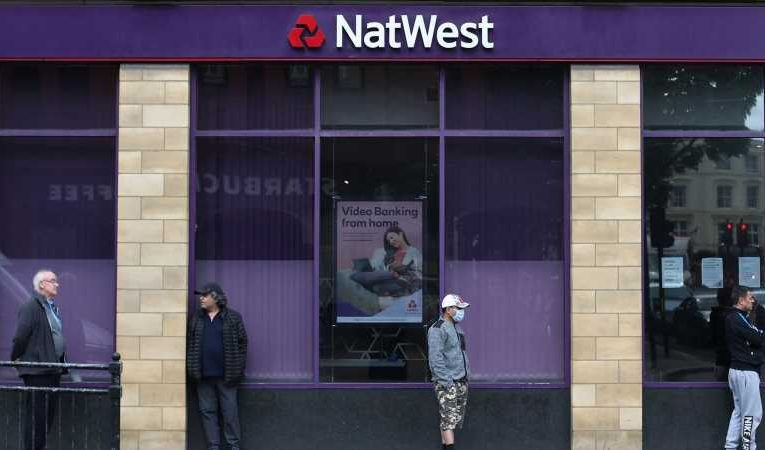 NatWest posts pre-tax loss of £351m and announces exit from Ireland