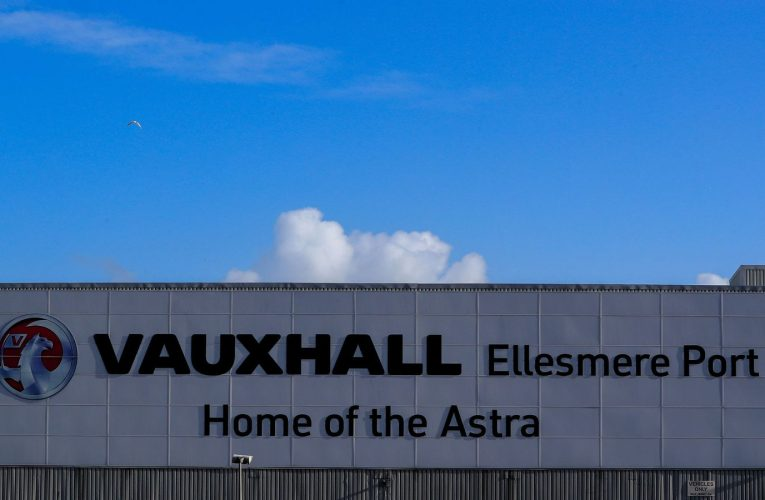 Vauxhall plant future in the balance as government guarantee sought