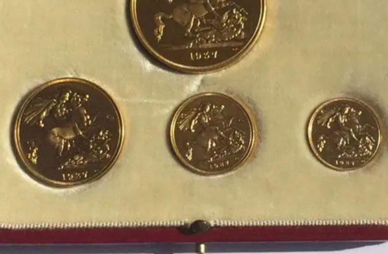 Rarest coins you could be sitting on including London Mint worth £25k