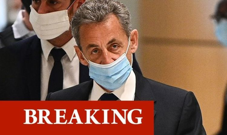 Nicolas Sarkozy found guilty of corruption – former French president sentenced to jail