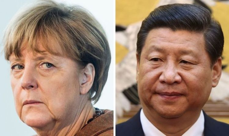 South China Sea fury: Germany's move in region after Beijing's 'no new Cold War' warning