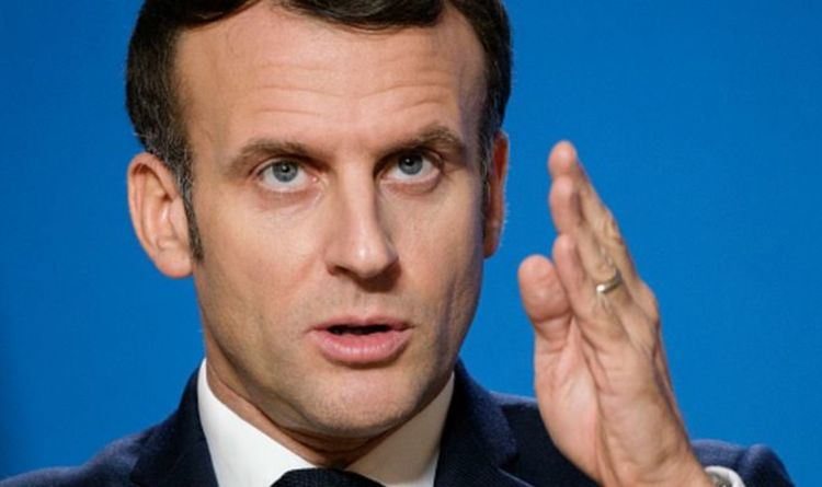 Macron vaccine fiasco: President's threat of mandatory jab for health workers sparks fury