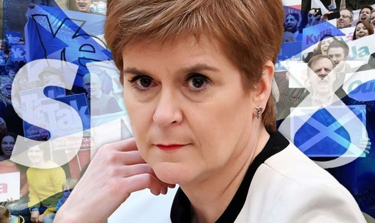 Sneaky SNP election plot revealed: Sturgeon wants 'Vote SNP for Indyref2' on ballot paper