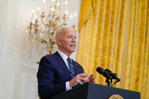 AP FACT CHECK: Biden skews figures on border, taxes, more – The Denver Post