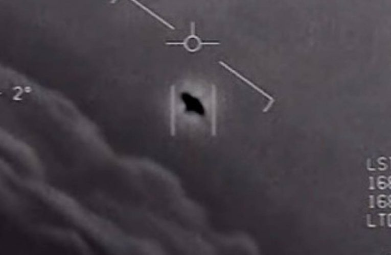 US military recorded 'a lot more' UFO sightings than made public, says ex-intelligence director