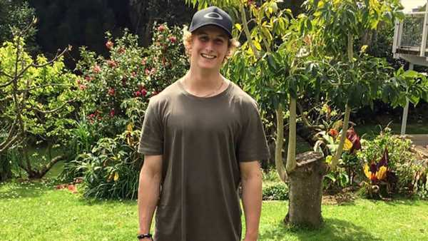 'Lovely, hard-working young man': Former principal pays tribute to skydiver