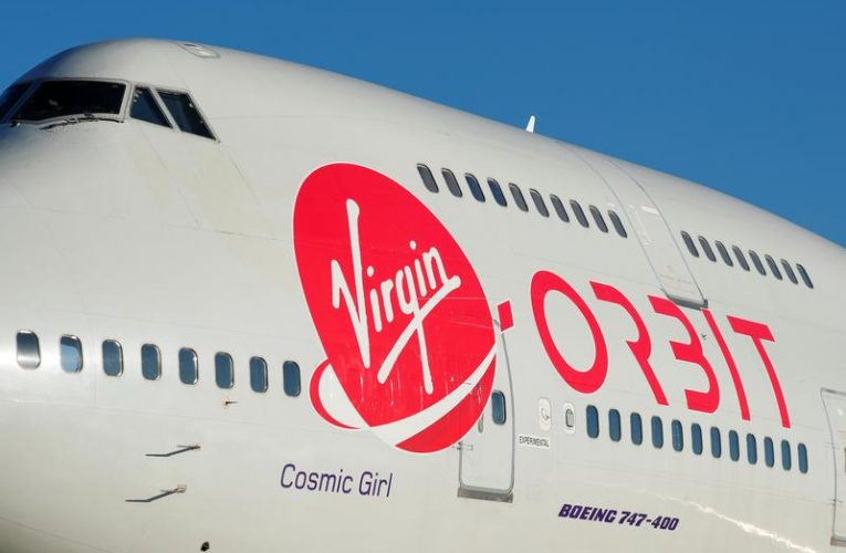 Branson's Virgin Orbit hires bankers to go public through a SPAC – WSJ