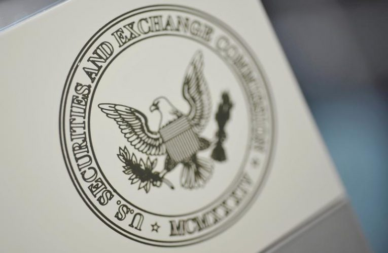 U.S. SEC official warns Wall Street of risks associated with blank-check companies