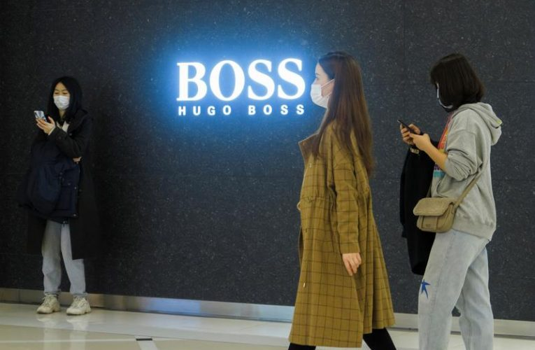 Chinese celebs, netizens slam 'two-faced' Hugo Boss over Xinjiang