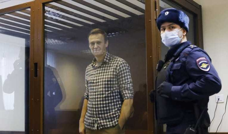 Alexei Navalny moved to new prison – but Russian officials have not revealed where he has been sent