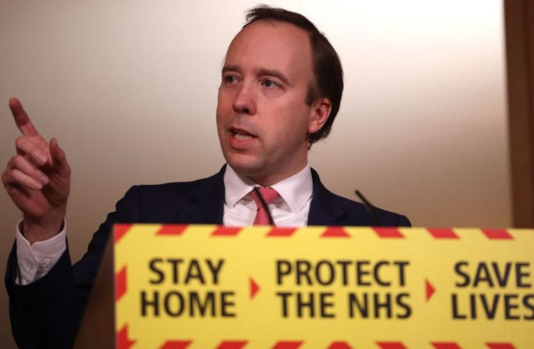COVID-19: 'If you get the call, get the jab' – Health Secretary Matt Hancock says Oxford-AstraZeneca coronavirus vaccine is safe