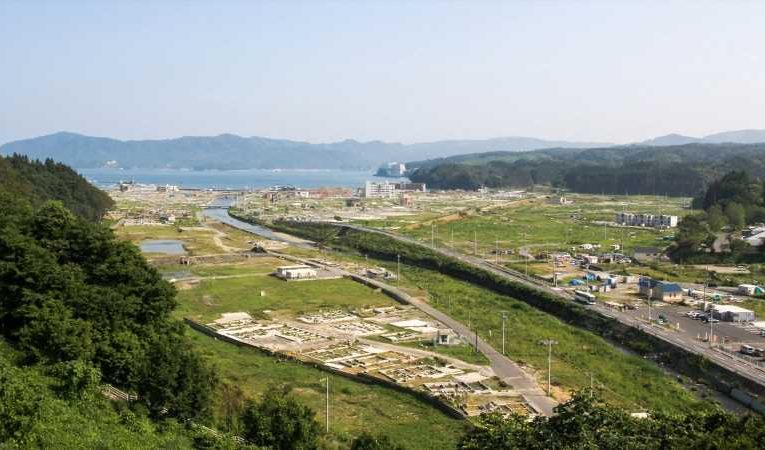 Strong earthquake hits part of Japan devastated by tsunami 10 years ago