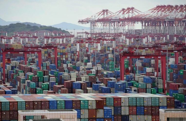 China exports rise at robust pace in March, imports growth highest in 4 years