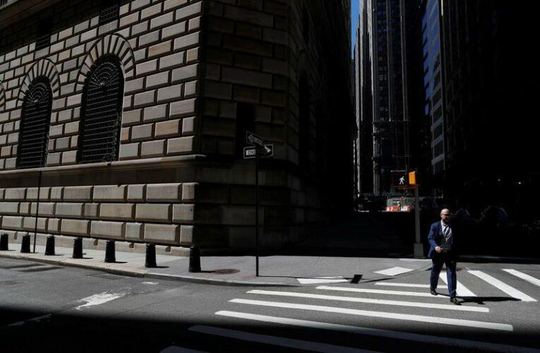 Dow, Nasdaq weighed down by Microsoft, Amgen; all eyes on Fed