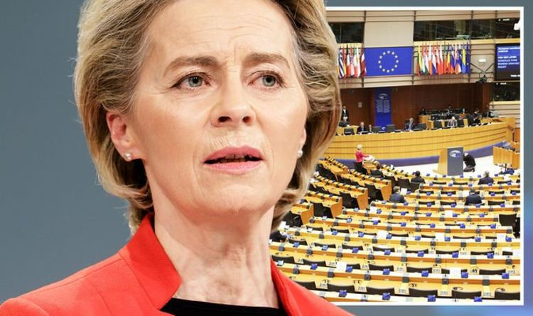 EU scandal: MEPs launch major probe into Ursula von der Leyen's Commission spending