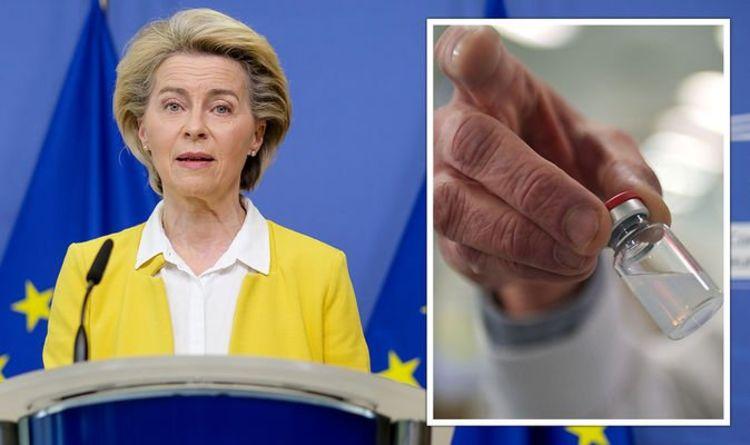 EU vaccine row: Why is the EU so behind on vaccines? Vanelva talks shelved