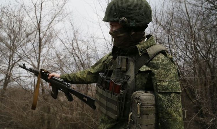 Fears of all-out war between Ukraine and Russia surge as troops 'ready for assault'