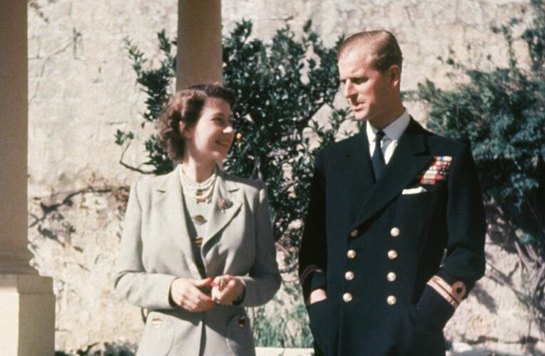 'Frisky' Prince Philip would 'chase Queen upstairs like they were teenagers'