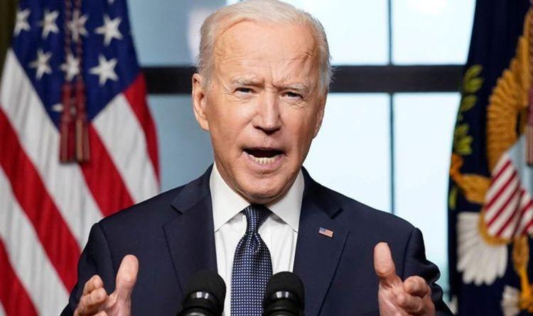Joe Biden risking 'return to Taliban rule' as US pulls troops out of Afghanistan