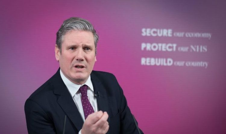 Keir Starmer warned Labour's 'red wall' could be further depleted in crucial by-election