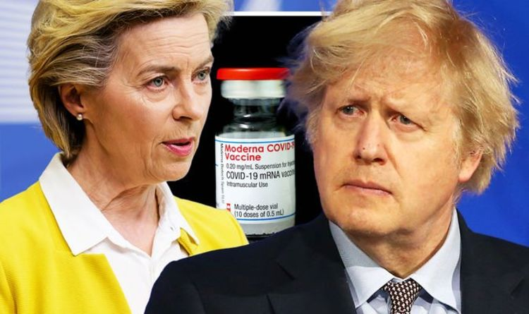 Moderna vaccine shortage: US giant set to miss UK target – but will hit EU shipping goal