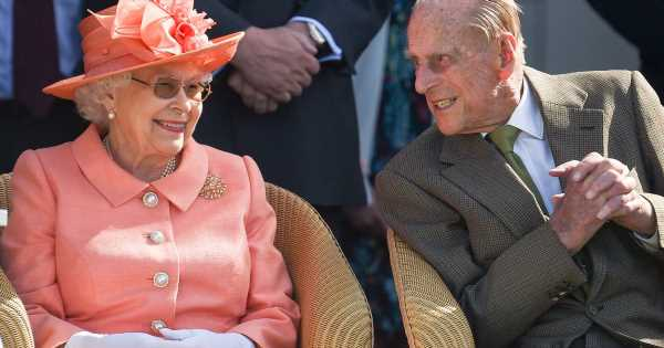 Queen and Philip's 'bantering relationship' that helped her in year of turmoil