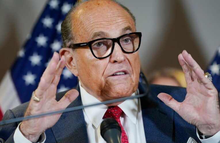 Rudy Giuliani defiant, a day after FBI raid of home, office – The Denver Post