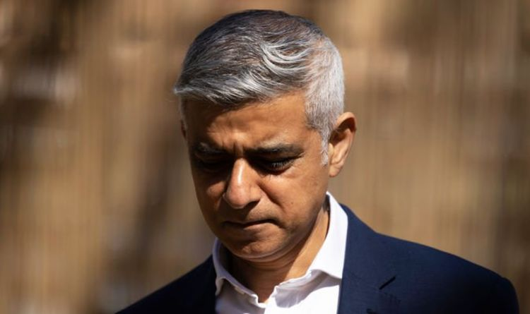 Sadiq Khan's blunder exposed by Brexiteer – with taxpayers likely to pay the price