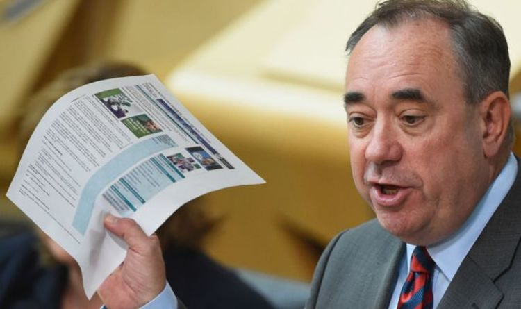 Salmond vs Sturgeon in FMQs would be too 'dreadful' for daytime TV – '18 cert. needed!'
