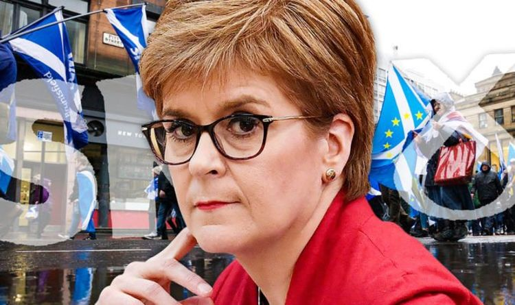 'She's lost control' Sturgeon's SNP to be engulfed with backseat drivers in power struggle