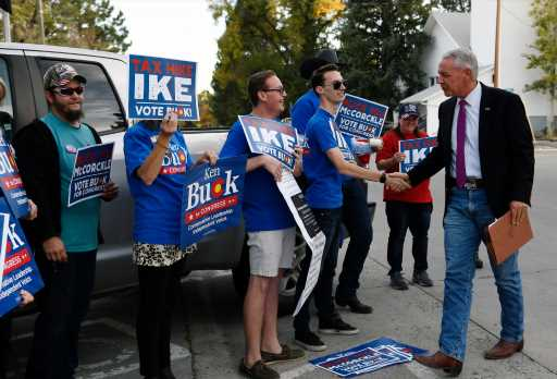 U.S. Rep. Ken Buck will run for re-election in the 4th Congressional District