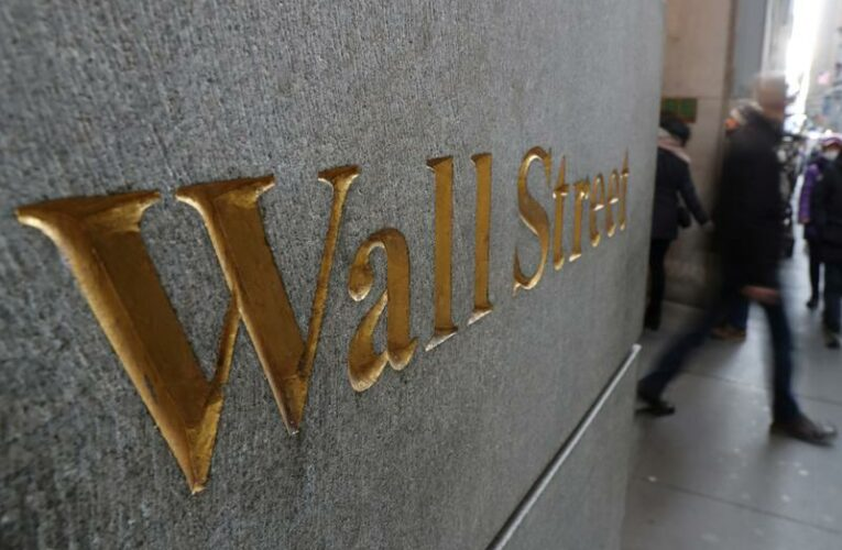 Wall Street ends mixed despite bumper big-bank earnings